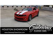 2010 Chevrolet Camaro for sale in Houston, Texas 77090