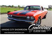 1968 Chevrolet El Camino for sale in Olathe, Kansas 66061