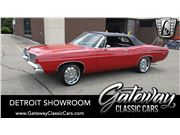 1968 Ford Galaxie for sale in Dearborn, Michigan 48120