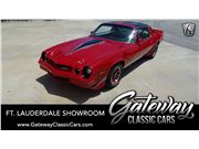 1981 Chevrolet Camaro for sale in Coral Springs, Florida 33065