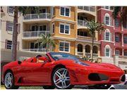 2008 Ferrari F430 Spider for sale in Naples, Florida 34104