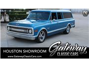 1970 Chevrolet Suburban for sale in Houston, Texas 77090