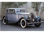 1933 Rolls-Royce 20/25 Coupe  Coachwork By Park Ward for sale in Los Angeles, California 90063