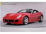 2011 Ferrari 599 Sa Aperta for sale in Fort Lauderdale, Florida 33308