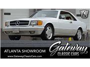 1990 Mercedes-Benz 560SEC for sale in Alpharetta, Georgia 30005
