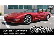 2001 Chevrolet Corvette for sale in Englewood, Colorado 80112