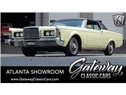 1970 Lincoln Continental for sale in Alpharetta, Georgia 30005