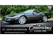 1990 Chevrolet Corvette for sale in OFallon, Illinois 62269