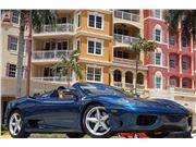2004 Ferrari 360 F1 for sale in Naples, Florida 34104