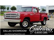 1979 Dodge W150 for sale in DFW Airport, Texas 76051