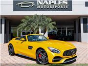 2018 Mercedes-Benz AMG GT Convertible for sale in Naples, Florida 34104