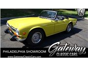 1974 Triumph TR6 for sale in West Deptford, New Jersey 8066