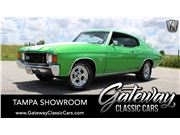 1972 Chevrolet Chevelle for sale in Ruskin, Florida 33570