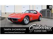 1969 Chevrolet Corvette for sale in Ruskin, Florida 33570