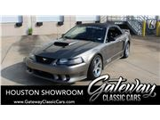 2002 Ford Mustang for sale in Houston, Texas 77090