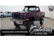 1978 Chevrolet K10 for sale in Kenosha, Wisconsin 53144