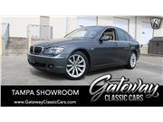 2007 BMW 750 I for sale in Ruskin, Florida 33570