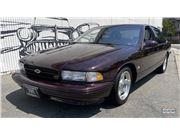 1996 Chevrolet Impala for sale in Pleasanton, California 94566