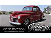 1947 Ford Business Coupe for sale in Englewood, Colorado 80112