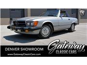 1986 Mercedes-Benz 560SL for sale in Englewood, Colorado 80112