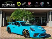 2018 Porsche 911 Gt3 for sale in Naples, Florida 34104