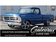1971 Ford F100 for sale in Houston, Texas 77090