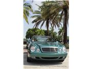 1998 Mercedes-Benz CLK for sale in Deerfield Beach, Florida 33441
