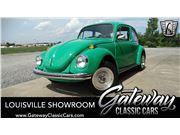 1972 Volkswagen Super Beetle for sale in Memphis, Indiana 47143