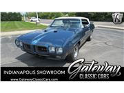 1970 Pontiac GTO for sale in Indianapolis, Indiana 46268
