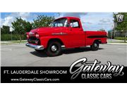 1958 Chevrolet Apache for sale in Coral Springs, Florida 33065