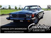 1979 Mercedes-Benz 450SL for sale in Olathe, Kansas 66061