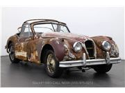 1955 Jaguar XK140MC for sale in Los Angeles, California 90063