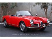 1965 Alfa Romeo Giulia 1600 Spider for sale in Los Angeles, California 90063