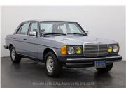 1984 Mercedes-Benz 300D Turbo Diesel for sale in Los Angeles, California 90063