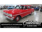 1963 Chevrolet Nova II for sale in Indianapolis, Indiana 46268