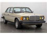 1981 Mercedes-Benz 240D Diesel 4-Speed for sale in Los Angeles, California 90063