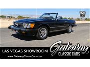 1987 Mercedes-Benz 560SL for sale in Las Vegas, Nevada 89118