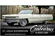 1964 Cadillac DeVille for sale in OFallon, Illinois 62269