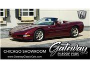 2003 Chevrolet Corvette for sale in Crete, Illinois 60417