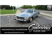 1974 Mercedes-Benz 450SL for sale in Indianapolis, Indiana 46268