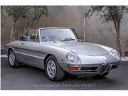 1969 Alfa Romeo Giulia Spider 1300 Junior for sale in Los Angeles, California 90063