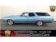 1968 Chevrolet Chevelle for sale in Indianapolis, Indiana 46268