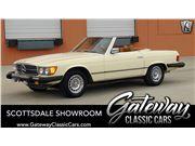 1978 Mercedes-Benz 450SL for sale in Phoenix, Arizona 85027