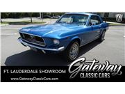 1968 Ford Mustang for sale in Coral Springs, Florida 33065