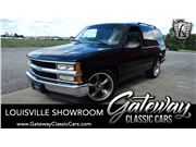1998 Chevrolet Tahoe for sale in Memphis, Indiana 47143