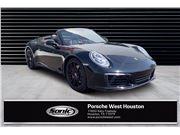 2017 Porsche 911 for sale in Houston, Texas 77079