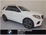 2018 Mercedes-Benz AMG GLE 43 for sale in Houston, Texas 77079