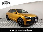 2019 Audi Q8 for sale in Norwell, Massachusetts 02061