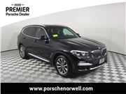 2018 BMW X3 for sale in Norwell, Massachusetts 02061