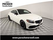 2020 Mercedes-Benz AMG C 63 for sale in Norwell, Massachusetts 02061